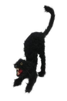 halloween decoration black cat - Black Cat Halloween Decorations