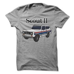 (Greatest T-Shirts) 1976 Scout II - Buy Now...