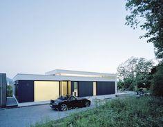 Einfamilienhaus PF08 im Grossraum Stuttgart : Moderne Häuser von Schiller Architektur BDA