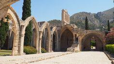 #northcyprus #bellapais #abbaisbellapais #северныйкипр #беллапаис #аббатствобеллапаискипр