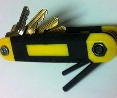 $1.50 Off-the-Shelf Swiss Army Key Ring Multitool