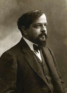 """~Classical Music..Composer Claude Debussy (1862 - 1918) from the """"Romantic"""" era of classical music...beautiful....he composed """"Claire de Lune""""~"""