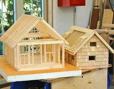 Steve explains why building a scale model is such a good way to design homestead structures, and how to do it.