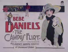 450: CAMPUS FLIRT, THE BEBE DANIELS : Lot 450