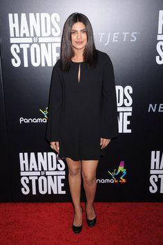 Priyanka Chopra à New York le 22 août 2016
