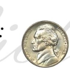 """If you would like a more general article discussing all American Silver coins then I have another article available here. The American Silver """"War"""" or """"Wartime"""" Nickel is one of the most often overlooked pieces of Silver available on the. Wheat Penny Value, Penny Values, Old Coins Worth Money, State Quarters, Valuable Coins, Coin Worth, Dollar Coin, Rare Coins, Coin Collecting"""