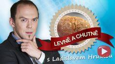 pečený chlebík Láďa Hrušku