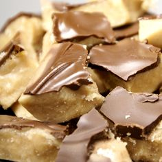 Fudge eaters will want to try this vanilla fudge recipe. Creamy Vanilla Fudge with Chocolate Ganache Recipe from Grandmothers Kitchen.
