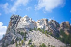 Mt. Rushmore by Jaimi Lammers | Lammersdesign.com #Lensbaby #seeinanewway