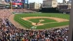 VIDEO: #Tigers clinch a fourth straight AL Central title