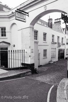 Belgravia, London, England.