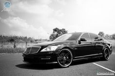 Modulare Forged Mercedes Benz MBZ S63 AMG 2012