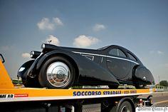 1925 Rolls Royce Phantom I Jonckheere Aerodynamic Coupe