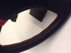 Bussone s.r.l.s: Selleria auto Particolare cucitura volante in eco pelle
