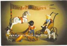 Hantel Miniatures postcard 1
