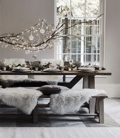 Stockholm Vitt - Interior Design: Heading Fast Towards the Festive Season