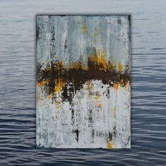 "@elisabeth_larem_galleri: ""Havet❤. Med et maleri - 50x70cm og til salgs. Hengt på @lystpa i dag. Ta turen innom - de har…"" Painting, Art, Pictures, Art Background, Painting Art, Kunst, Paintings, Performing Arts, Painted Canvas"
