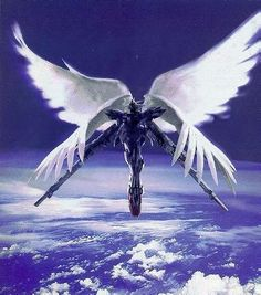Gundam Wing Zero (Angelic Custom)