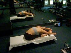 Bess Motta Stretching video