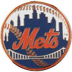 Classic Pins - New York Mets Logo Pin, $5.95 (http://www.classicpins.com/new-york-mets-logo-pin/)