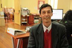 Gabriel Castro. Ingeniero asesor