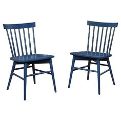 Windsor Dining Chair Wood/Multiple Colors (Set of 2) - Threshold™