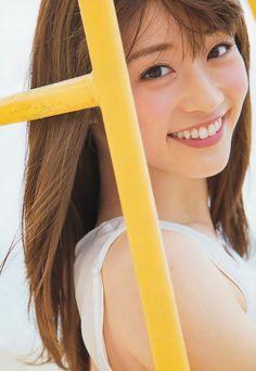 牧野結美 かわいすぎる女子アナの爽やかで清潔感溢れるグラビア – アイドルH画像
