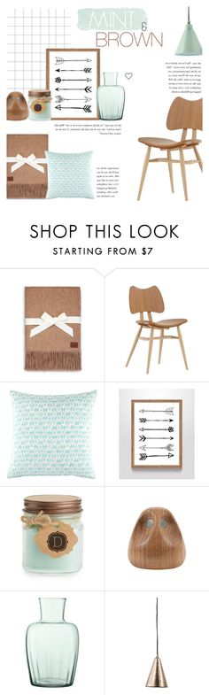 Mint Brown By C Silla On Polyvore Featuring Interior Interiors