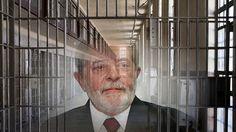 Milhares foram às ruas exigir a prisão de Lula