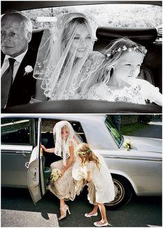 Kate Moss' wedding... lovely // FLAT 128
