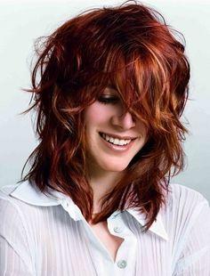 Pleasing Choppy Layers Hairstyles And Long Haircuts On Pinterest Short Hairstyles Gunalazisus