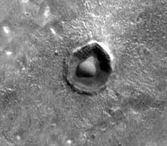 Image result for mars anomalies