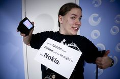 Hi I'm Janne from Finland and we brought to you Nokia!    Nokia is one of the largest mobile phone suppliers in the world, if you did not know! :) Nokia's market share in the smartphone sales are about 45%.. :)     Viettel IDC | Co-location | Dedicated Server | Hosting | Domain | Vps | Email | Cloud Computing ...