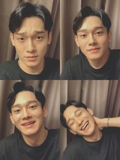 Our Angel. Our Angel Don't forget 'MV' Mini Album by CHEN come out tonight at WIB. Let's support him with many love Kyungsoo, Chanyeol, Kai Exo, Exo Lockscreen, Xiuchen, Exo Korean, Exo Members, Kpop Groups, K Idols
