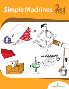 Simple Kitchen Machines Worksheet simple machines | simple machines, worksheets and physical science