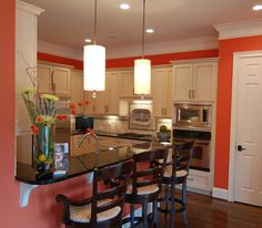 burnt orange kitchen ideas | 5ce35967422622cf072c6134eef67d36