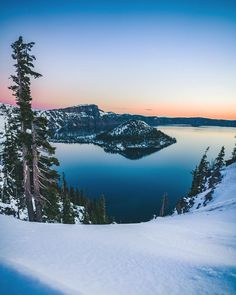 "1,009 Likes, 15 Comments - Nate Wyeth Photo | Video (@natewyeth) on Instagram: ""We welcomed in 2018 from the rim of Crater Lake - which we had completely to ourselves. It was so…"""