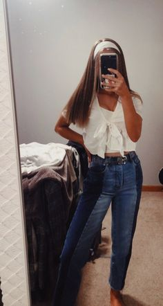 Cute Casual Outfits, Cute Summer Outfits, Stylish Outfits, Spring Outfits, Teen Fashion Outfits, Outfits For Teens, Summertime Outfits, Summer Suits, The Way You Are