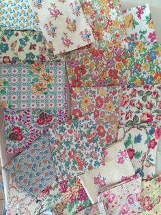 1940's fabrics