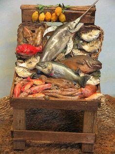 pesci by Presepista, via Flickr