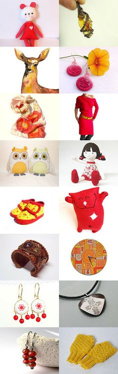 Colorful gift ideas by Artur and Tünde Andree on Etsy--Pinned with TreasuryPin.com