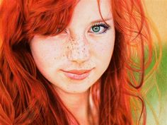 Thats not a photo? Amazing artworks done with ballpoint pen - TODAY.com