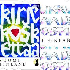 Finland, Stamps, Artwork, Seals, Work Of Art, Auguste Rodin Artwork, Artworks, Postage Stamps, Stamp
