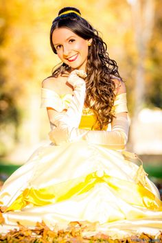 Princess Belle #Disney #Cosplay