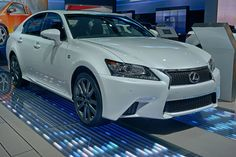 Lexus GS 350 F Sport by AntonStetner, via Flickr #detroitautoshow #naias