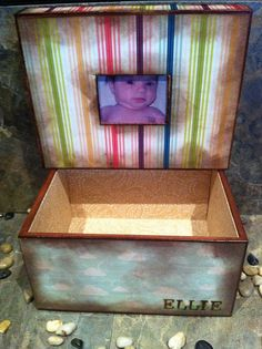 Memory Box for your little one <3