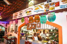 Menu wall items Pizza Mail It Puerto Jimenez, Puntarenas Costa Rica #food #foodie #yum #pizza
