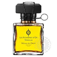 Mona di Orio - Les Nombres d'Or - Vanille