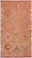 Antique Persian Kilim 44018 Color Detail - By Nazmiyal