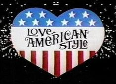 Love American Style~ Friday Night TV